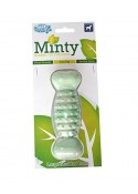 Pet Brands Minty Rubber Bone Toy (Large)