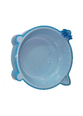All4PETS Plastic Bowl Small Cat Style