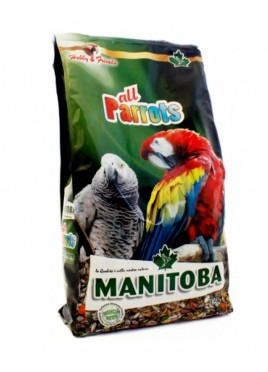 Manitoba All Parrots Conf Sacco Da Food 800g