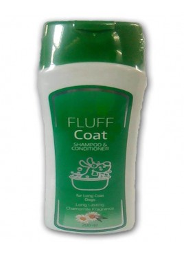 All4pets Fluff Coat shampoo 200 ml