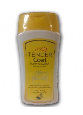 All4pets Tender Coat Shampoo for puppies 200 ml