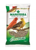 Manitoba Mixture Of Canaries Canarini Birds Food 1Kg