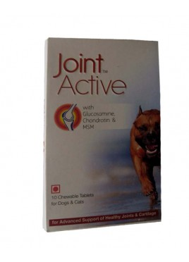 All4pets Joint Active Tablet 10 tab