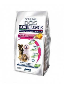 Monge Special Dog Excellence Puppy & Junior Adult Dog Food 1.5 Kg