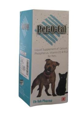 All4pets Pet-O-Cal Syrup 200 ml