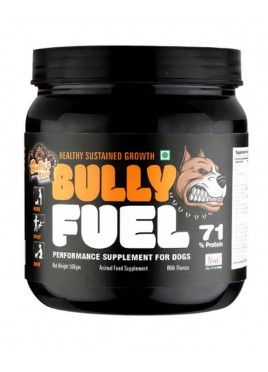 All4pets Bullys Best Bully Fuel Dog Supplement 500 gm