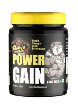 All4pets Bullys Best Power Gain Dog Supplement 300 gm