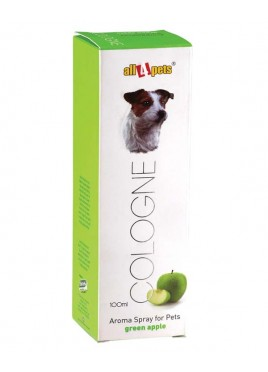 All4pets Cologe Green Apple 100 ml