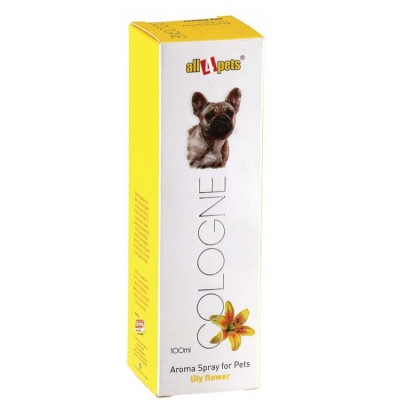 All4pets Cologe Lily Flower 100 ml
