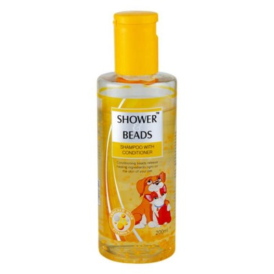 All4pets Shower and Beeds Shampoo 200 ml