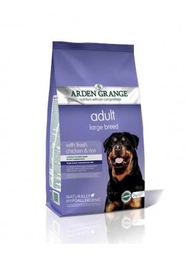 Arden Grange Adult Large Breed With Fresh Chicken Rice 12 Kg