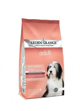 Arden Grange Fresh Salmon And Rice Adult Dog 12 Kg