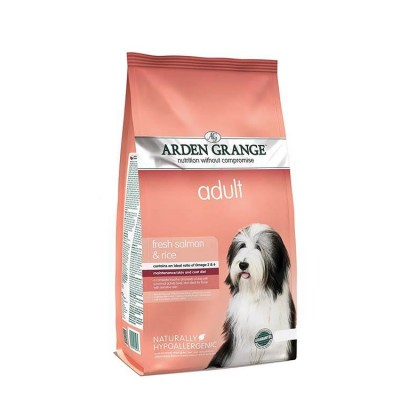 Arden Grange Fresh Salmon And Rice Adult Dog 6 Kg