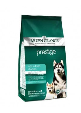 Arden Grange Prestige Rich In Fresh Chicken Adult Dog Food 12 Kg