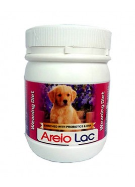 Areionvet Areio Lac Weaning Diet With DHA 400gm
