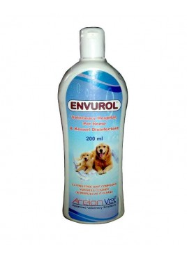 Areionvet Envurol Kennel Disinfectant 200ml