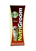 Areionvet NutriGroom Pure Salmon Oil 200ml