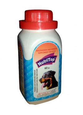 Areionvet NutriTop Multivitamin Supplement 60 tab