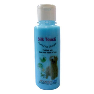 Areionvet Silk Touch Herbal Pet Shampoo 100ml