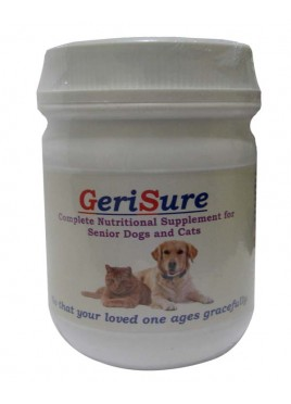 Areionvet GeriSure supplements for dogs and cats