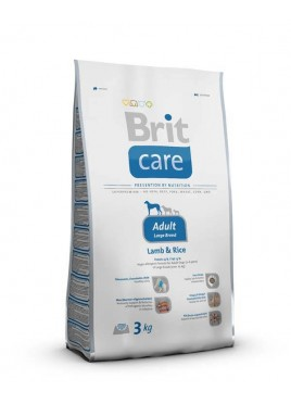 Brit Care Dry Dog Food for Adult Large Breed 3 Kg