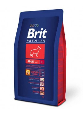 Brit Care Premium Dry Dog Food Adult Large 3 Kg