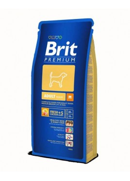 Brit Care Premium Dry Dog Food Medium Adult 15 Kg
