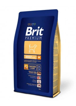 Brit Care Premium Dry Dog Food Medium Adult 3 Kg