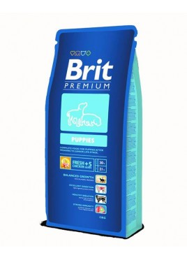 Brit Premium Dry Food For Puppy 15 kg