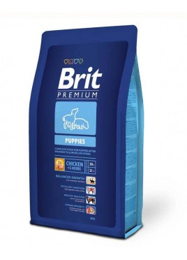 Brit Premium Dry Food For Puppy 3kg