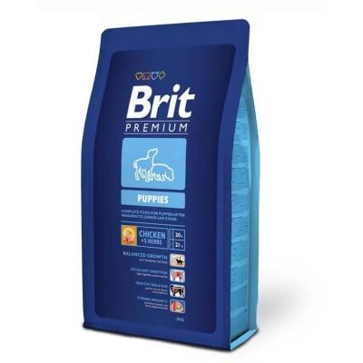 Brit Care Junior Large Breed Lamb & Rice гипоаллергенный сухой корм для щенков крупных пород (с ягненком и рисом)