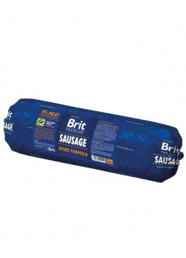 Brit Sausage With Sport Formula Dog Treats 800 Gm