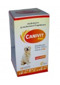 Cqenc Canivit Plus Multivitamin Tablets For Dogs And Cat 60 Tab