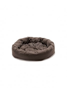 Dog Gone Smart Donut Bed Brown 35 Inch