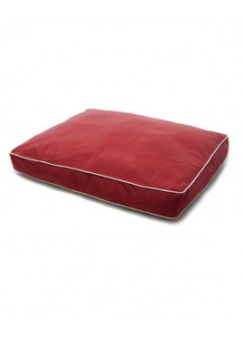 Dog Gone Smart Rectangular Beds Red XL 36X48 inch