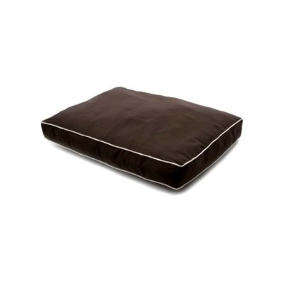 Dog Gone Smart Rectangular Beds Brown Large 30 X40 inch