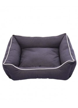 Dog Gone Smart Lounger Beds Pebble Grey EX-Large 37 X 31