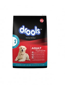 Drools Chicken and  Rice For Adult Dog (3kg)