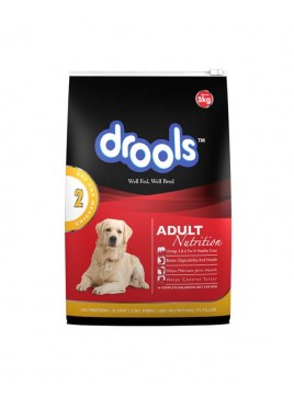 Drools adult chicken and  Egg 3 kg