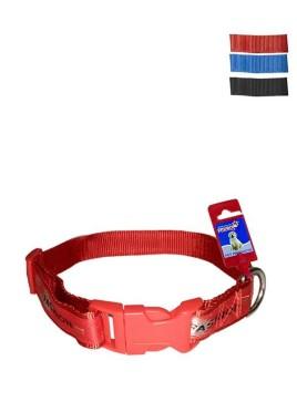Fekrix Map Nylon Dog Collar Plug 20mm 18 Inch
