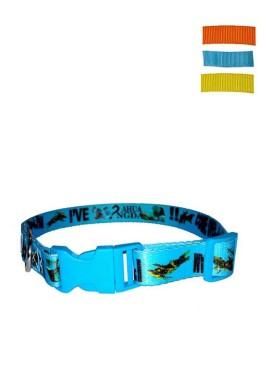 Fekrix Avonda Nylon Dog Collar Plug 20mm 18 Inch
