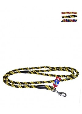 Fekrix Pets Multi-Color Nylon Special Rope Leash 8mm 48 Inch