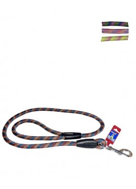Fekrix Colorful Nylon Rope Leash For Pets 13mm 48 Inch
