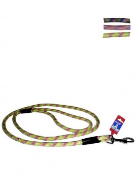 Fekrix Colorful Nylon Rope Leash For Pets 18 mm 48 Inch