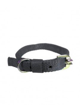 Fekrix Premium Adjustable Collar Black 0.75 Inch