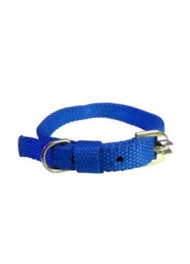 Fekrix Premium Adjustable Collar Blue 0.50 Inch