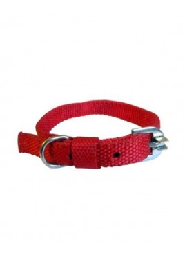 Fekrix Premium Adjustable Collar Red 0.75 Inch