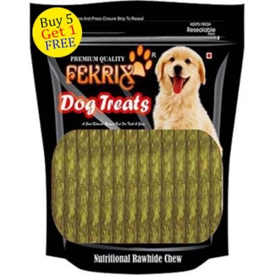 Fekrix Chew Stick Natural Flavor Dog Treats 450gm