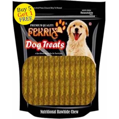 Fekrix Chew Stick Chicken Flavor Dog Treats 450gm