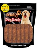 Fekrix Chew Kabab Lamb Flavor Dog Treats 450gm